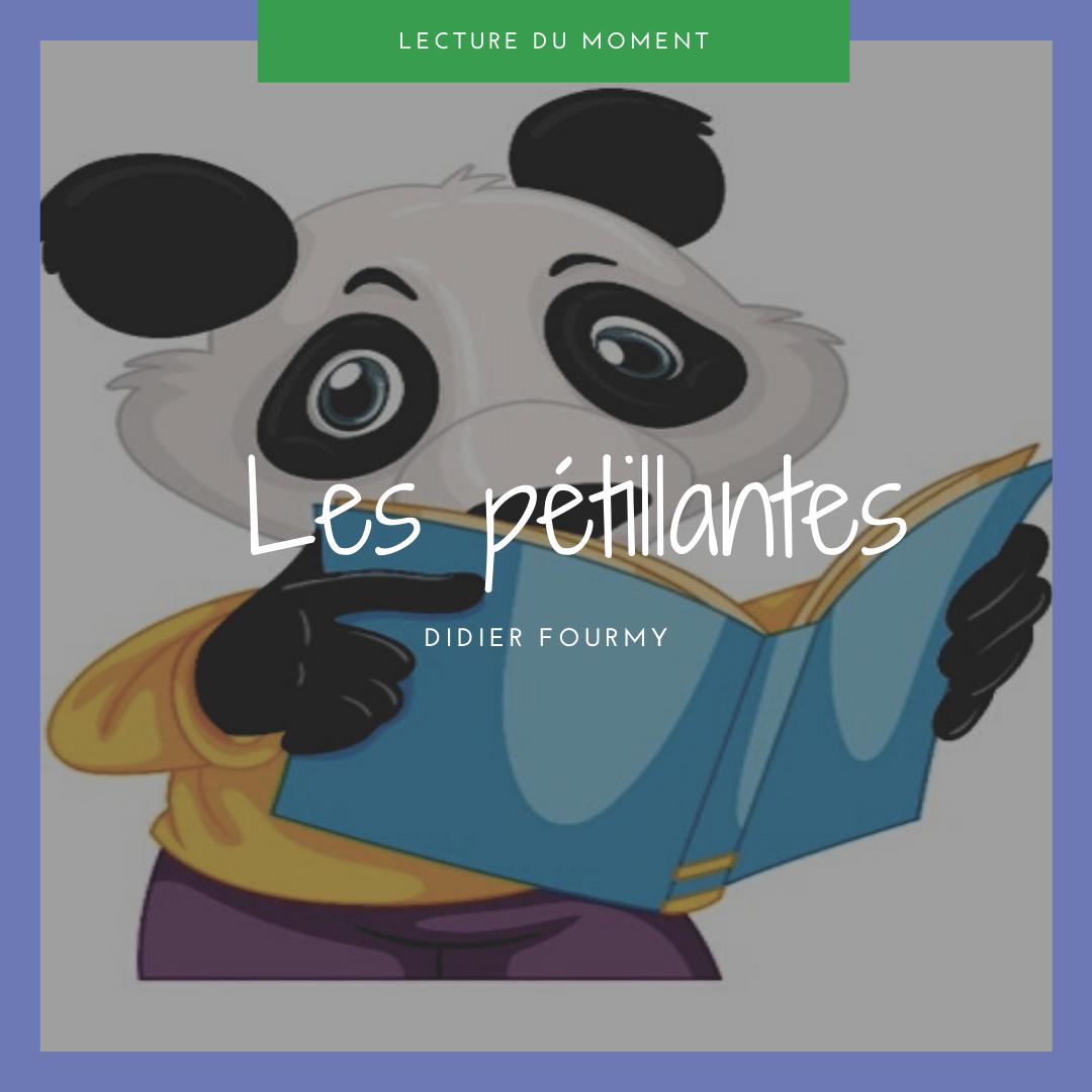 Les pétillantes – Didier Fourmy