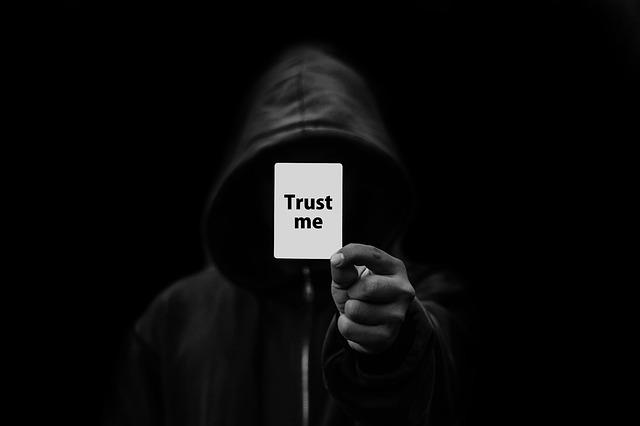 Faites-lui confiance!