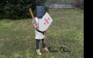 Déguisement de chevalier pour les nuls