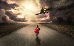 Le super pouvoir des enfants