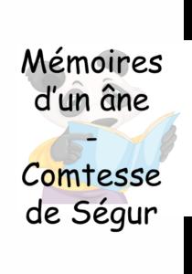 Mémoires d'un âne – La comtesse de Ségur