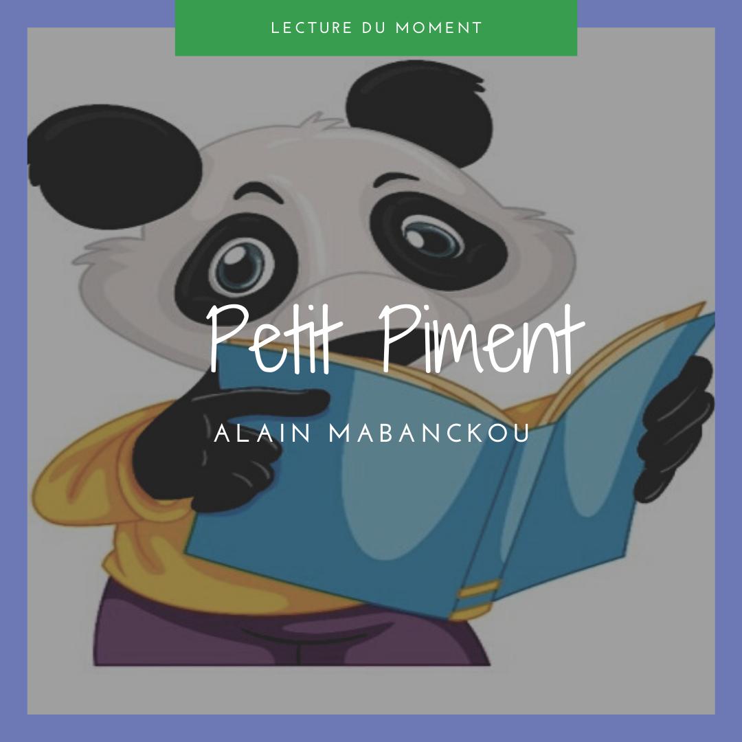 Petit Piment – Alain Mabanckou