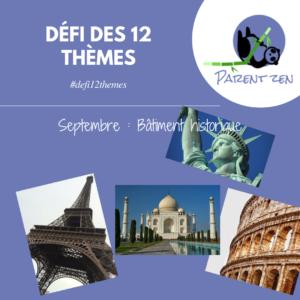 Read more about the article Quelle(s) activité(s) pour enfant sur le thème «bâtiments historiques»?