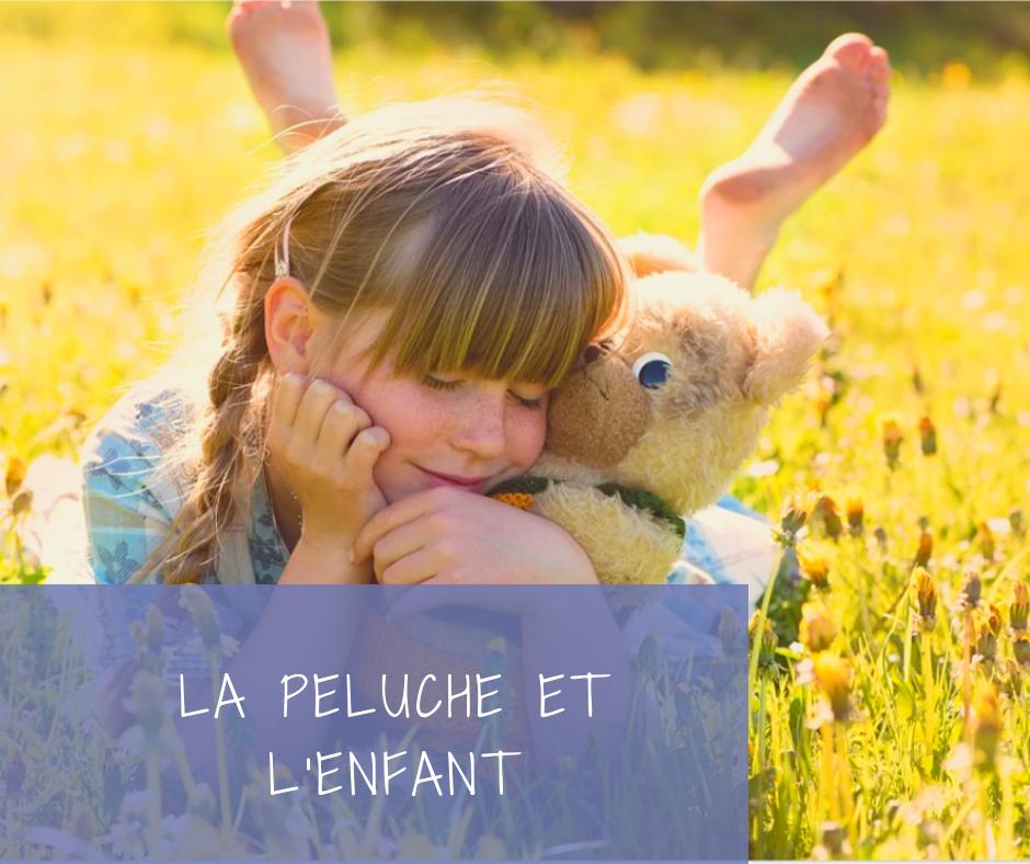 You are currently viewing Pourquoi un enfant tient-il tant à sa peluche?